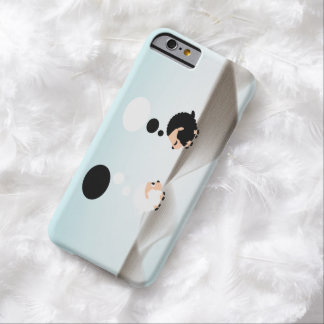 thinking sheep 3d barely there iPhone 6 case