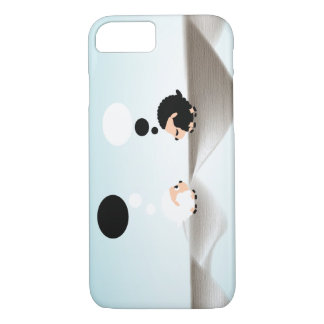 thinking sheep 3d iPhone 8/7 case