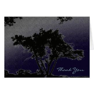 Thinking Tree Card