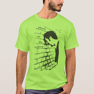 Thinking Wall T-Shirt