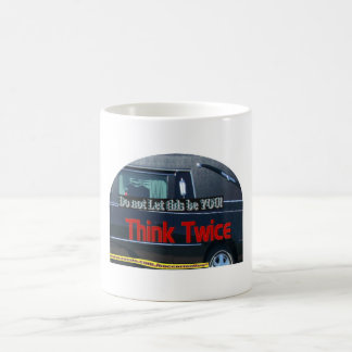 thinktwice coffee mug