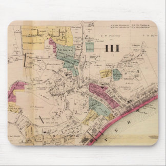 Third and fourth wards of Pomeroy Mouse Pad
