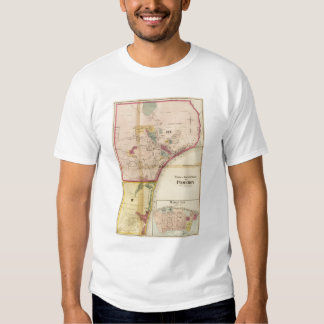 Third and fourth wards of Pomeroy Tee Shirt