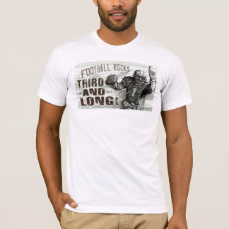 Third and Long! Football T-Shirt