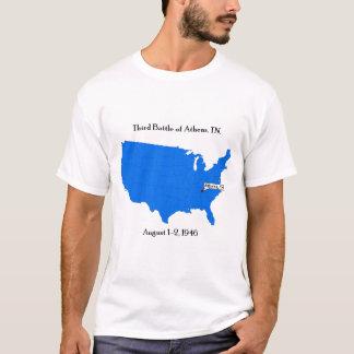 Third battle of Athens, TN. T-Shirt