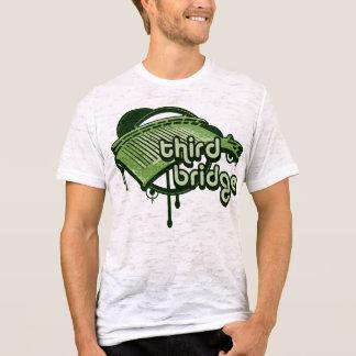 third bridge. green&forest. T-Shirt