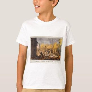 Third Day of the Siege of Monterrey Sept 23rd 1846 T-Shirt