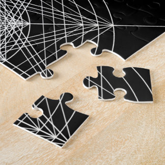 Third Dimensional Sacred Geometry Jigsaw Puzzle