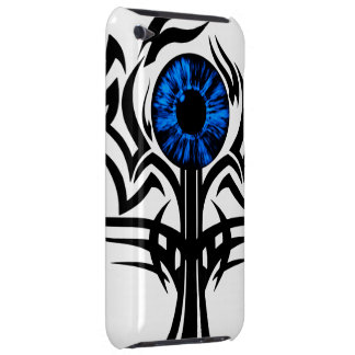 Third Eye blue Barely There iPod Covers