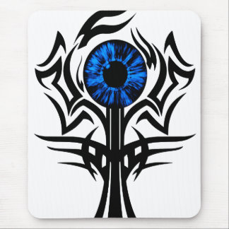 Third Eye blue Mouse Pad
