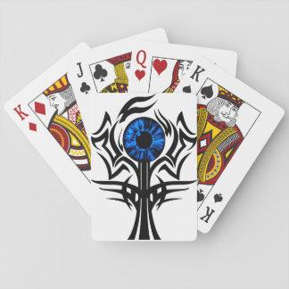 Third Eye blue Card Decks