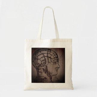Third Eye Brain Tote Bag