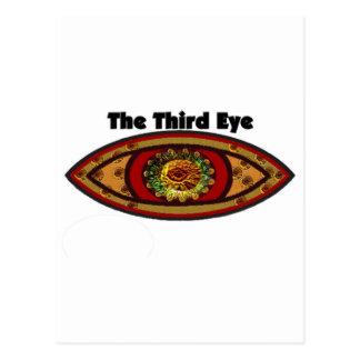Third Eye by Manda Post Cards