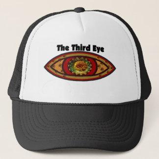 Third Eye by Manda Trucker Hat