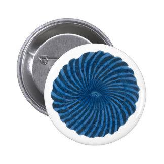 Third Eye Chakra Art #3 2 Inch Round Button