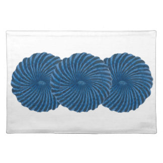 Third Eye Chakra Art - #3 Cloth Placemat