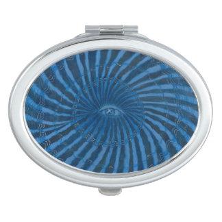 Third Eye Chakra Art #3 Vanity Mirrors