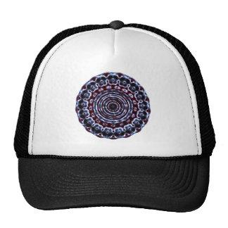 Third Eye Chakra Cymatics Mesh Hats