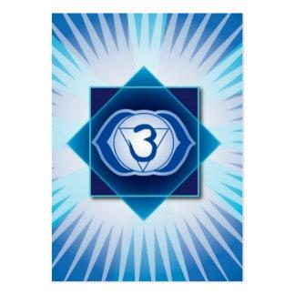 Third Eye Chakra Large Business Card