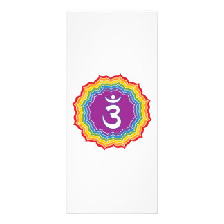Third Eye chakra Rack Card
