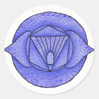 Third Eye Chakra Sticker