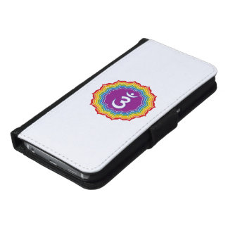 Third Eye chakra Wallet Phone Case For Samsung Galaxy S6