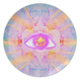 third eye dinner plate