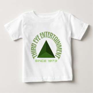 Third eye entertainment since 1973 baby T-Shirt