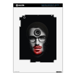 Third Eye iPad 3 Skin