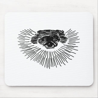 Third Eye Mouse Pad