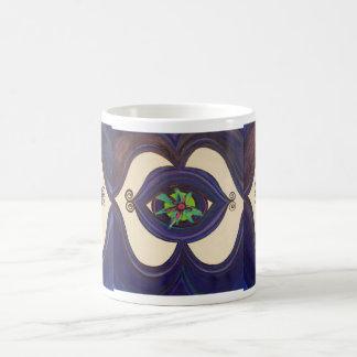 Third Eye Classic White Coffee Mug