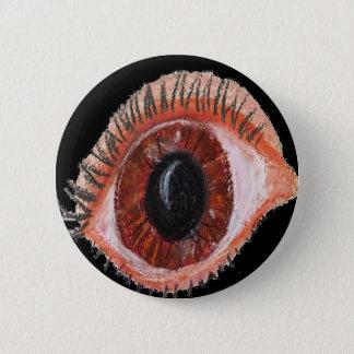 Third Eye Pinback Button