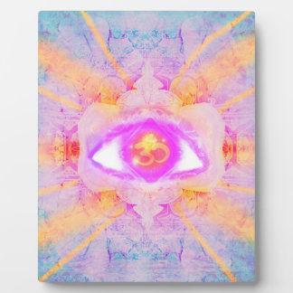 third eye plaque