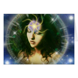Third Eye Portal Card