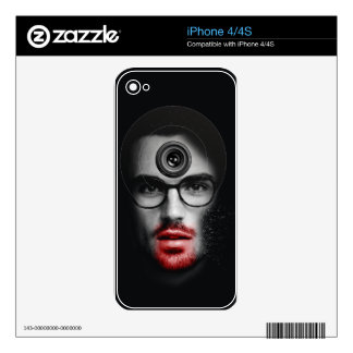 Third Eye Skins For iPhone 4S