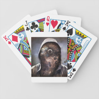 Third Eye Space Man Poker Deck