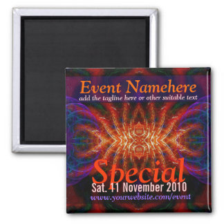 Third Eye Special Event promotional Magnet