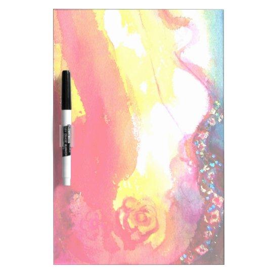 THIRD MASK Detail Dry Erase Board