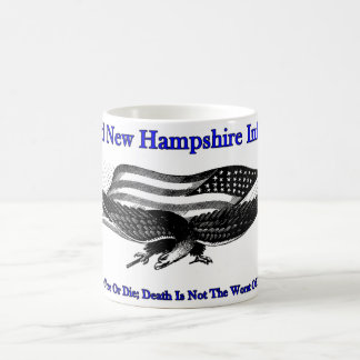 Third New Hampshire Coffee Cup