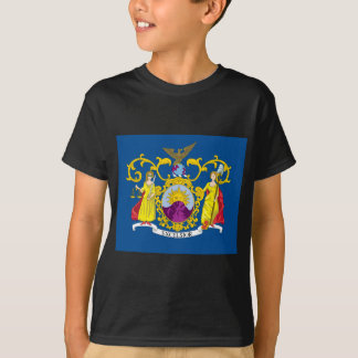 Third New York Regiment Flag T-Shirt