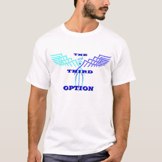 Third Option Media official tee