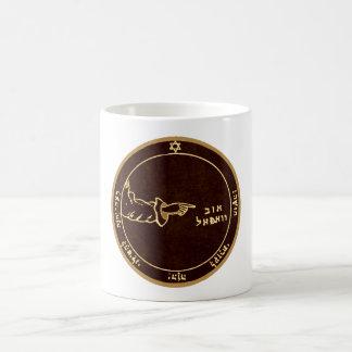 Third Pentacle of the Moon Coffee Mug