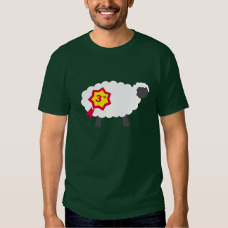 Third Place Sheep T Shirt