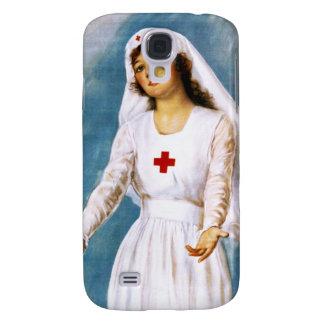 Third Red Cross Roll Call, 1918 Samsung Galaxy S4 Case