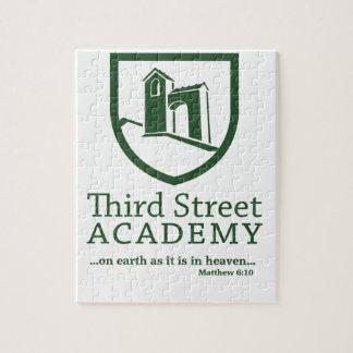 Third Street Academy Matthew 6:10 Puzzle