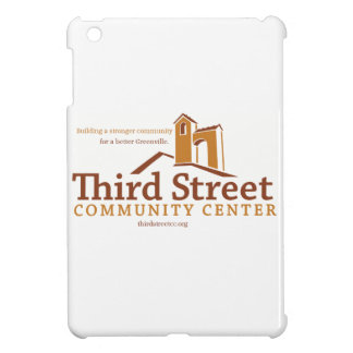 Third Street Community Center Vision Case For The iPad Mini