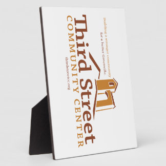 Third Street Community Center Vision Plaque