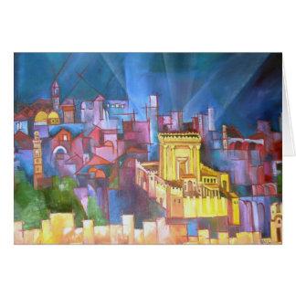 Third Temple of Jerusalem Cards