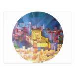 Third Temple of Jerusalem Postcard