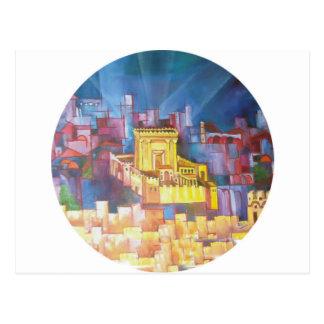 Third Temple of Jerusalem Postcards